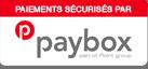 Paiments sécurisés par Paybox